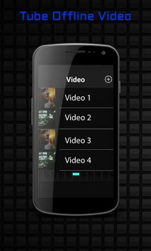 Tube Offline Video Player HD apk screenshot