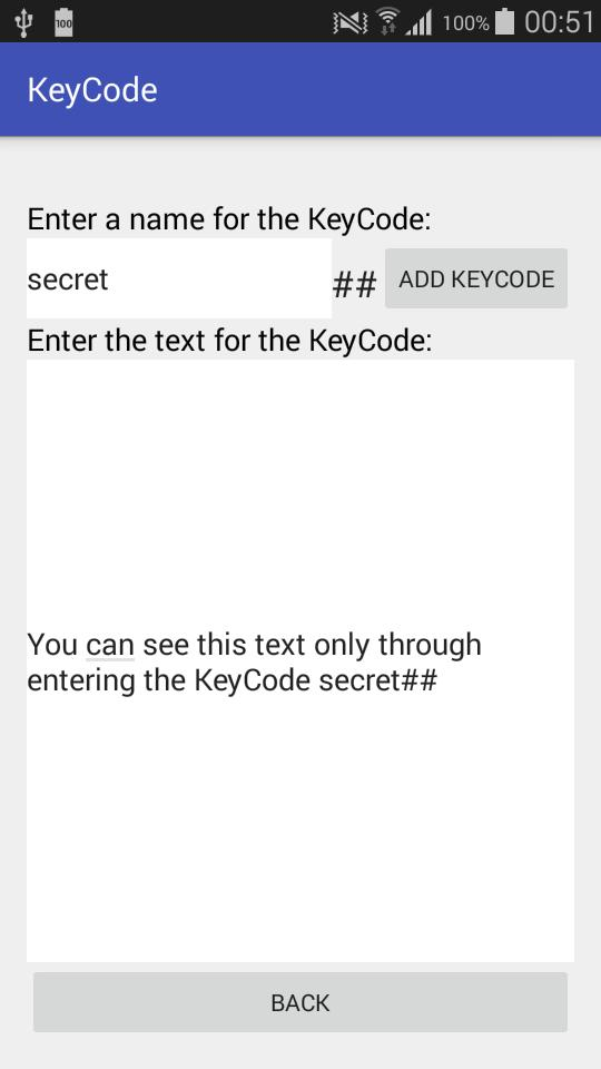 KeyCode for Android - APK Download