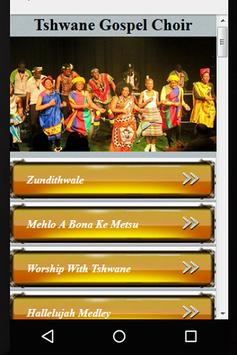 Tshwane Gospel Choir screenshot 3