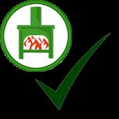 Restricción para uso de leña icon