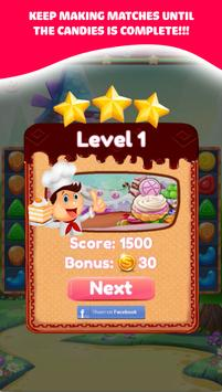 Candy Smash Legend screenshot 1