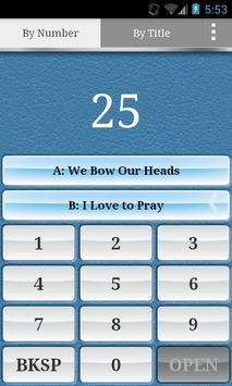 LDS Children's Songbook screenshot 1