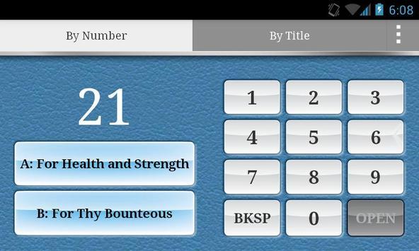 LDS Children's Songbook screenshot 2
