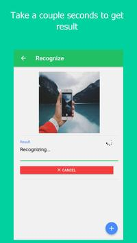 Image Recognizer screenshot 1