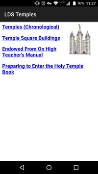 LDS Temples apk screenshot