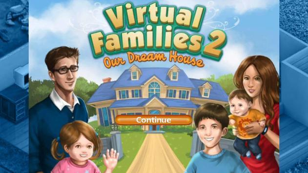 Virtual Families 2 apk screenshot