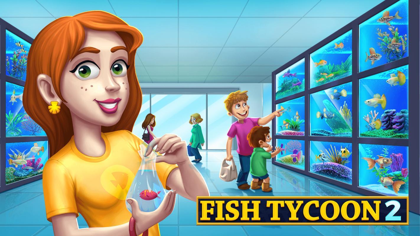 Fish tycoon 2 virtual aquarium apk download free for Fish for money app