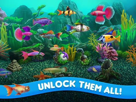Fish tycoon 2 virtual aquarium apk download free for Fish tycoon 2 cheats