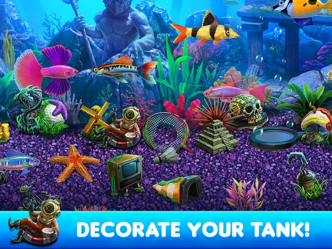 Fish Tycoon - Unblocked Games 24h