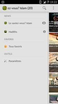 Islam : Le Saviez-Vous? poster