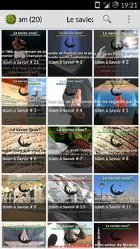 Islam : Le Saviez-Vous? screenshot 1