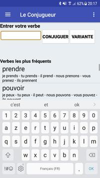 Le Conjugueur screenshot 6