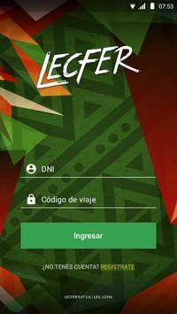 Seguimiento Lecfer poster