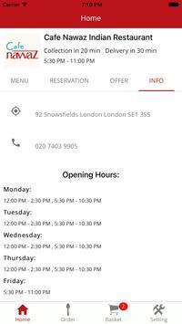 Cafe Nawaz apk screenshot