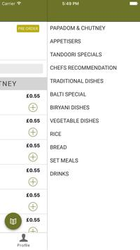 Curry Leaf Takeaway screenshot 1