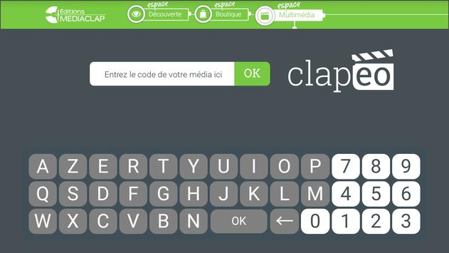 Clapeo apk screenshot
