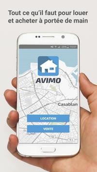 Avimo - location, immobilier poster