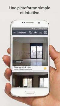 Avimo - location, immobilier apk screenshot