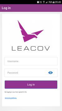 Leacov LMS poster