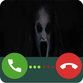 Scary Ghost Video Call (Call from Scary Ghost) icon