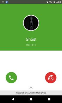 Scary Ghost Video Call (Call from Scary Ghost) poster