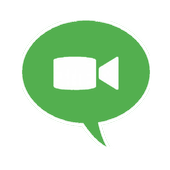 Fake Call Video-video chat icon