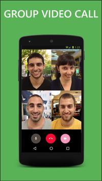 Fake Call Video-video chat apk screenshot