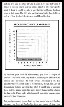 21 Laws of Leadership Skills apk screenshot