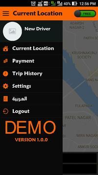 TruckDriver - Demo apk screenshot