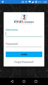 ESSEL Controls poster