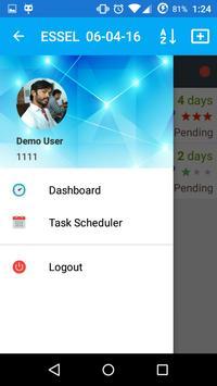 ESSEL Controls apk screenshot