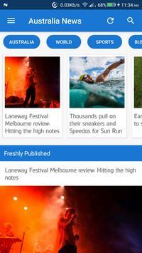 Australia News - Awesome Australian News App screenshot 6