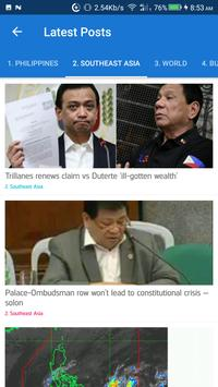 Philippines News - Best Filipino News App screenshot 2