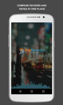 Tripreviewer Hotel Booking App poster