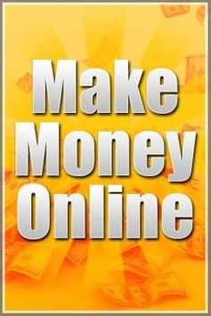 Make Money Online Blogs poster