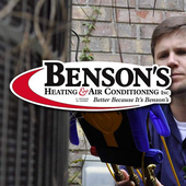 Benson's Heating and Air icon