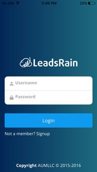 LeadsRain - Ringless Voicemail poster