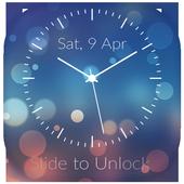 Classic Clock Lock Screen icon