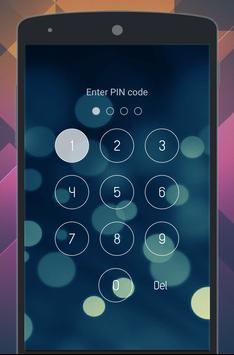 Classic Clock Lock Screen apk screenshot