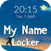 Name Pattern Lock Screen icon
