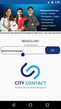 City Contact screenshot 1