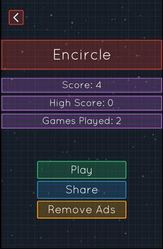 Encircle apk screenshot