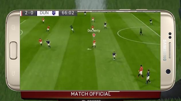 Free Football League Club screenshot 1