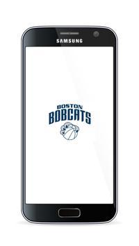 Boston Bobcats poster