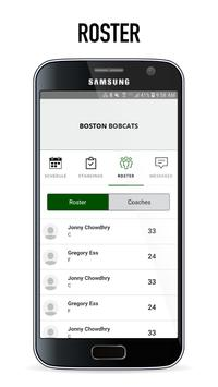 Boston Bobcats screenshot 4