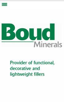 Boud Minerals screenshot 1