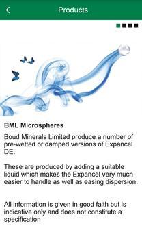 Boud Minerals screenshot 4