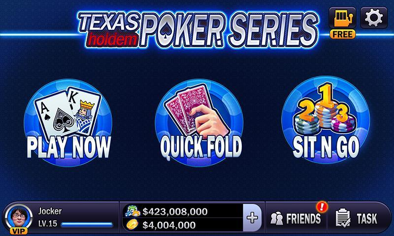 Texas Holdem - Poker Series for Android - APK Download