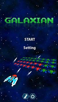 Galaxian – The best shooting game in 2018 poster
