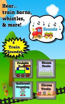 Train Games For Toddlers apk screenshot